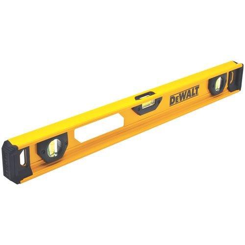 DEWALT DWHT42151 Premium 24 inch I-Beam Level