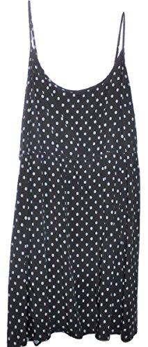 Gap Sundress (Gap Women's Navy Blue Woven Viscose Short Sun Dress w/ Adjustable Straps (XXL))