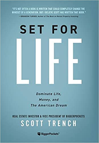 Set for Life: Dominate Life, Money, and the American Dream : Scott
