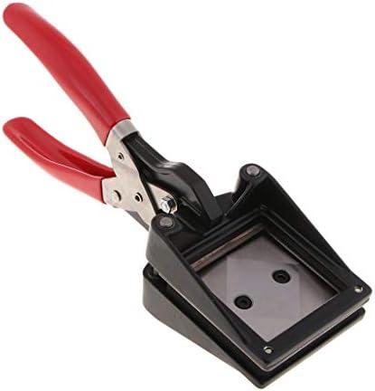 パンチカッター フォトカッター フォト ダイカッター ツール 便利 約50×50ミリメートル