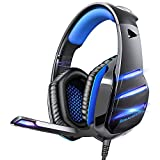 Gaming headset for PS4 Xbox one PS5