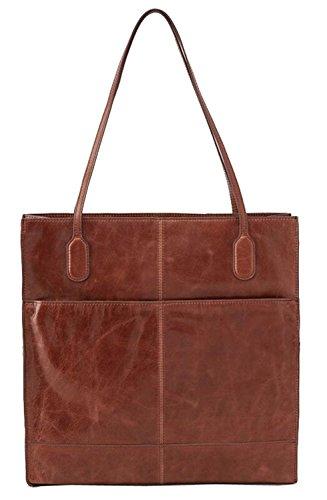 [Hobo Women's Leather Finley Tote Bag (Cafe)] (Hobo Purse)