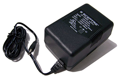 Sceptre ITE 1000mA 24vDC Power Supply PD2410APL6A by Sceptre (Image #1)