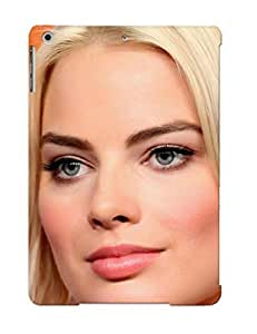 Design For Ipad Air Premium pc Case Cover Margot Robbie Protective Case