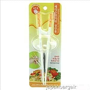Edison Left Handed Adult Training Chopsticks