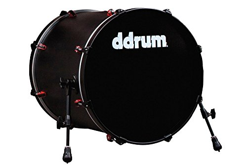 Ddrum Hybrid Bass Drum Black (Ddrum Sets Bass Drum)