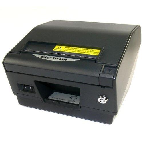 (Star Micronics TSP800 Series Thermal Printer, Ethernet, Gray by Star)