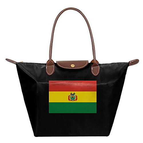 Costume National Tote Bag (Women's Tote Bag Bolivia National Flag Handbag)