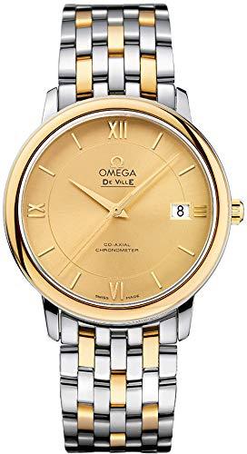Omega Deville Prestige Co-Axial Mens Watch 424.20.37.20.08.001