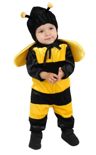 Charades Costume - Little Bee - 0-6 months