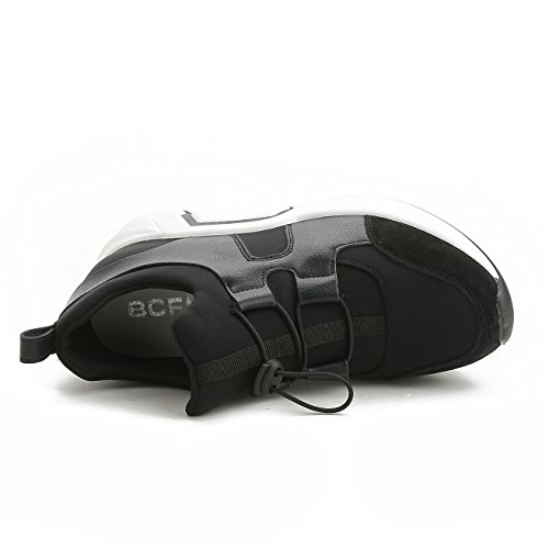 LA Nago 03 Black de Zapatilla Sintético Baja Mujer Material d6rCzdqx