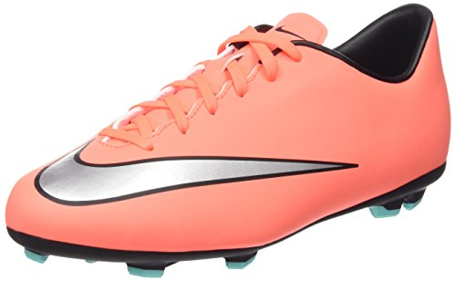 Nike Mercurial Victory V FG Youth Soccer Cleats 651634-803 (4.5) by NIKE