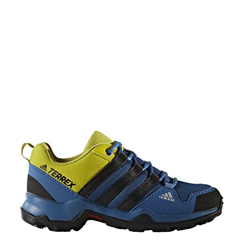 sports shoes e1e67 3c503 adidas Terrex Ax2r K, Chaussures de Randonnée Mixte Enfant, Bleu  (AzubasNegbas