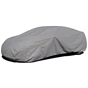 Amazon.com: Budge Lite Car Cover Fits Sedans up to 200 inches, B-3 ...