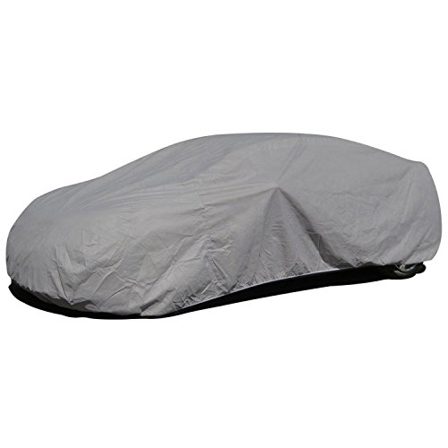 Budge Lite Car Cover Fits Sedans up to 200 inches, B-3 - (1992 92 Bmw 325i Sedan)