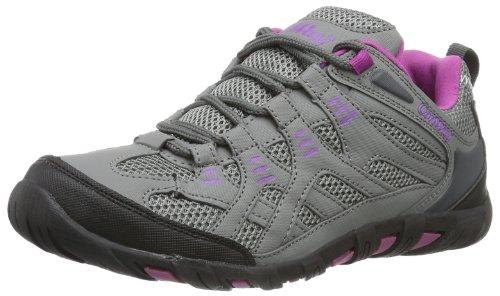 Conway 200482 Damen Outdoor Fitnessschuhe Grau (Grey/Purple)