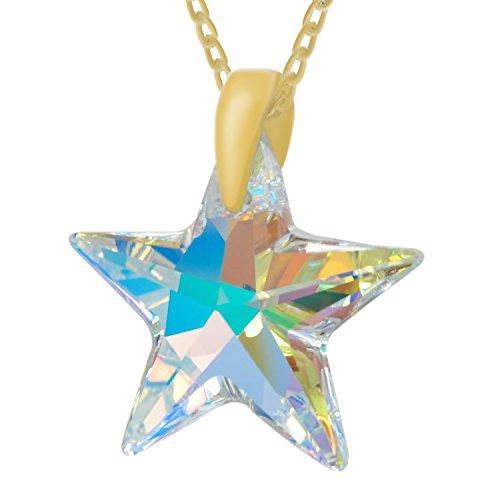 Aurora Glass Pendant - 9
