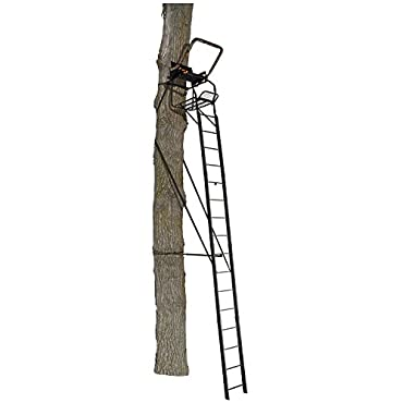 Muddy The Skybox 20' Ladderstand with Safety Harness, (MLS1500)