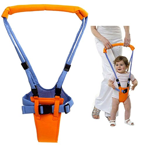 Price comparison product image Aniwon Baby Walker Keeper Adjustable Walking Safety Harness Leash for Kids Child