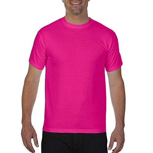 (Comfort Colors Garment Dyed Heavyweight Ringspun Short Sleeve Shirt with a Pocket - 6030)