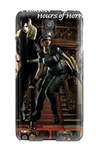 Tough Galaxy VUVHHMB3372KjkEe Case Cover/ Case For Galaxy Note 3(resident Evil)