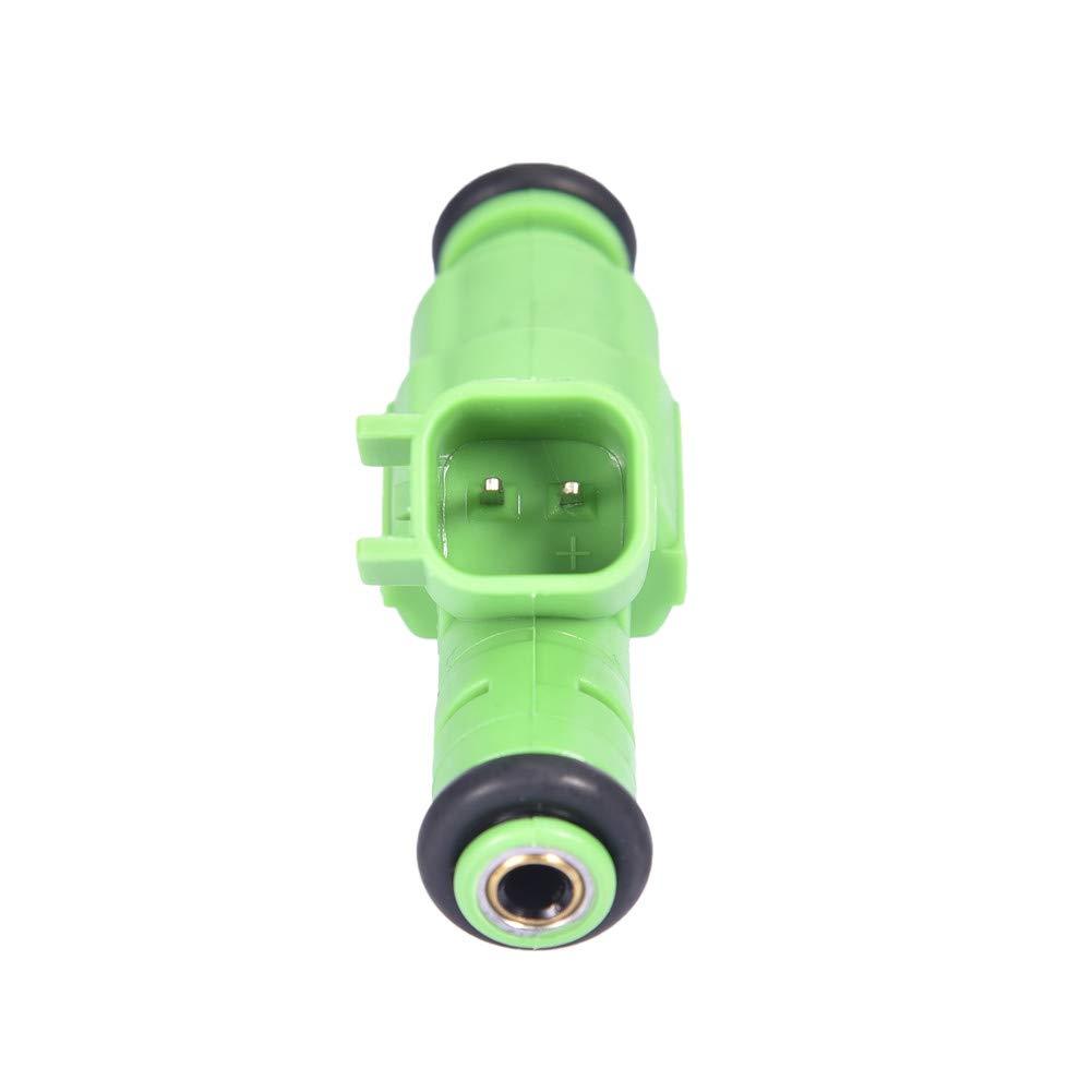 TOHUU 0280156007 6 Pcs Fuel Injectors For Dodge Caravan Chrysler Town /& Country 3.3 V6