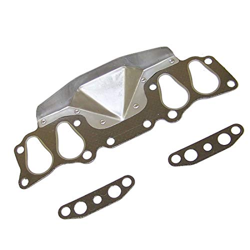 DNJ EG900 Exhaust Manifold Gasket for 1985-1995 / Toyota / 4Runner, Celica, Pickup / 2.4L / SOHC / L4 / 8V / 2366cc / 22R, 22RE, 22REC