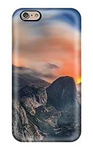Hot New Style MarvinDGarcia Hard Case Cover For Iphone 6- Fire