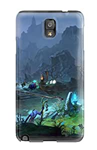 Galaxy Note 3 Case Slim [ultra Fit] Dota 2 Protective Case Cover 3049801K56840102