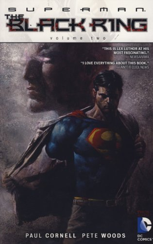Download Superman: The Black Ring Vol. 2. Black Ring v. 2 PDF