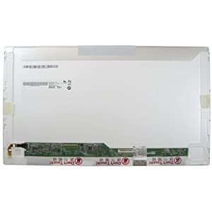 """DELL STUDIO 1555 B156XW02 V.0 BOTTOM LEFT CONNECTOR LAPTOP LCD SCREEN 15.6"""" WXGA HD LED DIODE (Compatible REPLACEMENT LCD SCREEN)"""