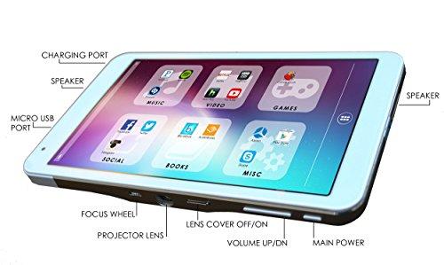 Azpen A848 Projector Tablet 8