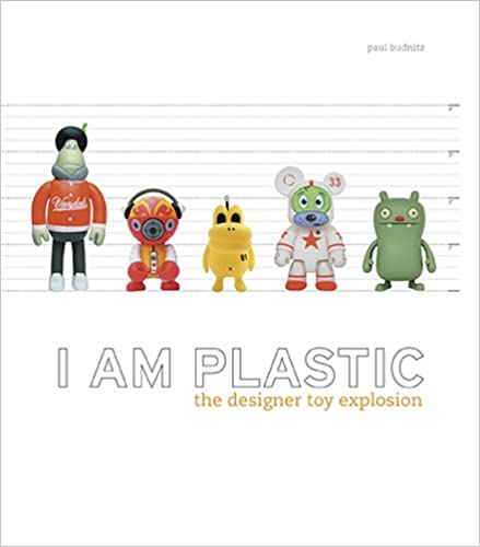 I Am Plastic: The Designer Toy Explosion