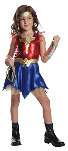 Justice League Wonder Woman Deluxe Dress -