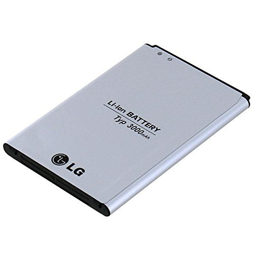 - LG G3 Battery Standard Genuine Replacement Battery - 3000 mAh - Non-Retail Packaging - Gray