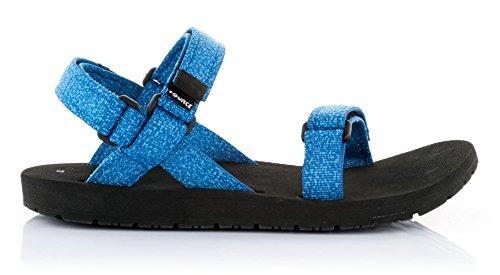 Source Damen Wander- und Trekking-Sandale Classic Blur Blau / 101012BB
