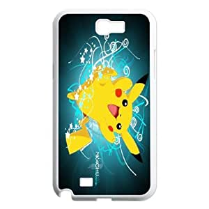 Generic Case Pikachu For Samsung Galaxy Note 2 N7100 F6T7U77826 wangjiang maoyi