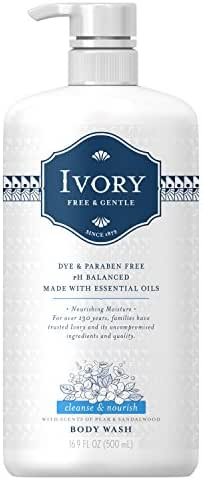 Body Washes & Gels: Ivory Free & Gentle