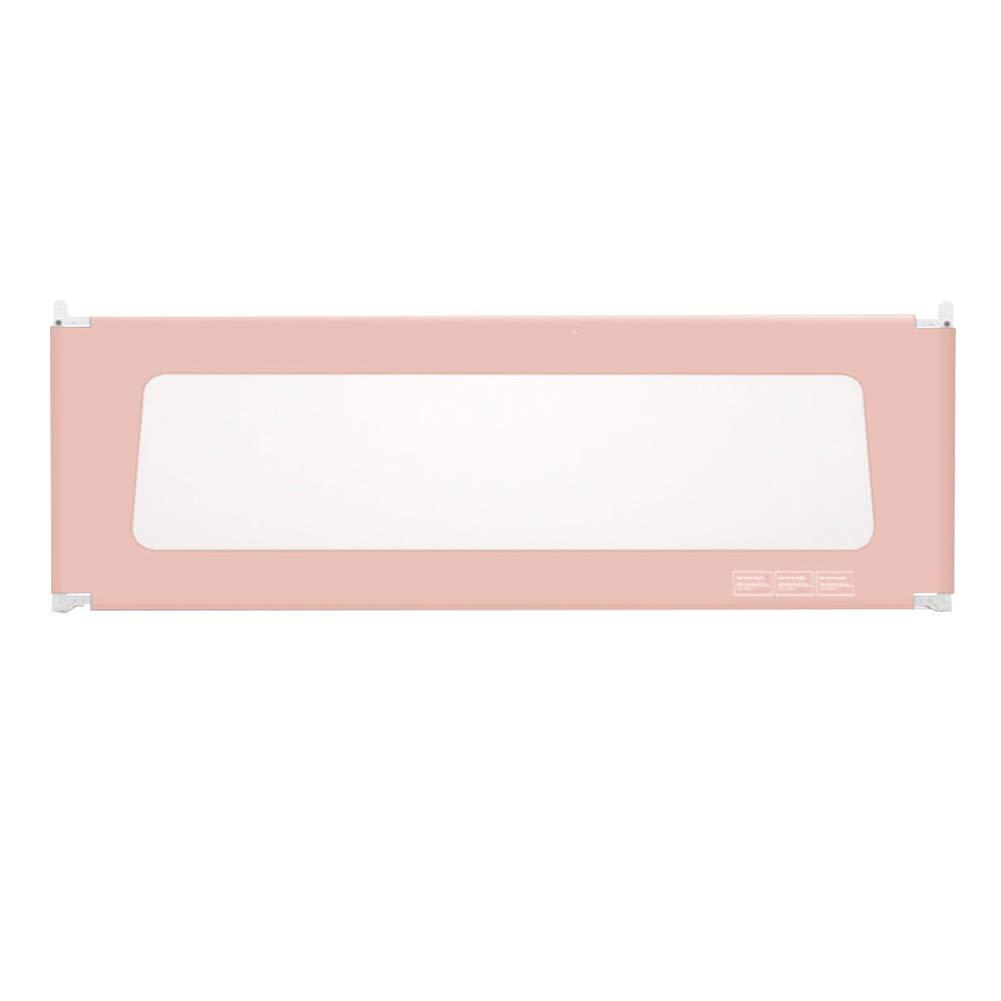 ベッドレール 携帯用ベビーベッドの柵、縦の上昇のベッドのガードレール、高さ調節可能なベッドの柵、反落下防止ベッドの側面のバッフル (サイズ さいず : 1.5m) 1.5m  B07MTVQF6Y
