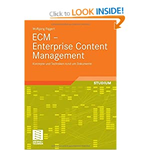 ECM Enterprise Content Management Wolfgang Riggert