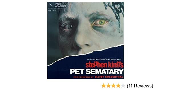 Pet Sematary Soundtrack