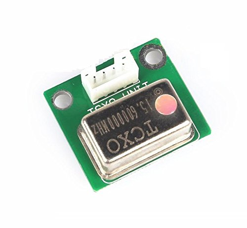 Exiron 1PCS TS-590S High Stability Crystal OSC Module Compatible SO-3 TCXO 15.6MHZ