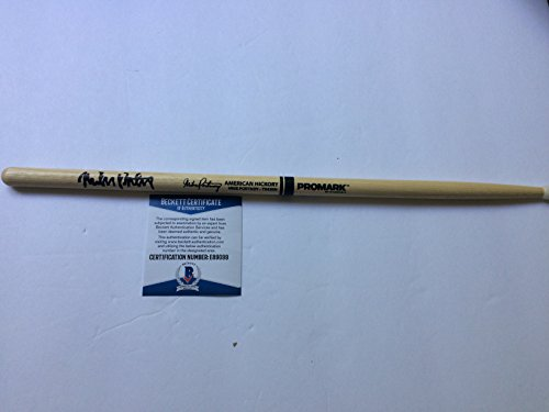 - Mike Portnoy autographed PROMARK American Hickory Signature Drumstick Drummer Sons of Apollo Dream Theater Beckett