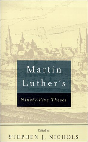 ninety-five theses summary Luther nailed his ninety-five theses to the church door at wittenberg on october 31, 1517, marking the start of the protestant reformation martin luther's 95 theses this translation of martin luther's 95 theses was published in the works of martin luther by adolf spaeth et al [ means and others .