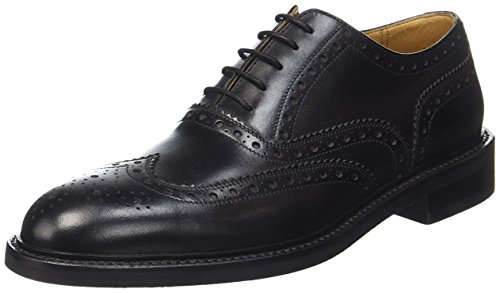 CAMPANILE Zapatos Oxford  Negro EU 43