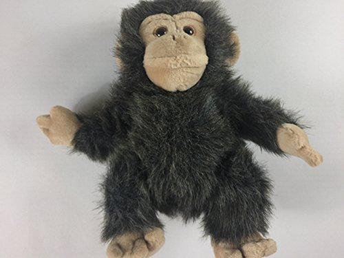 Russ Berrie Cha Cha Plush Monkey Stuffed Vintage 14