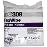 Texwipe Cloth 9'' X 9'' Cotton Wipers, 6Bgs/Case