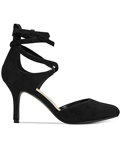 Strap Toe Impo Black Closed D Tennessee Pumps Orsay Ankle Womens 1HHOxwqg