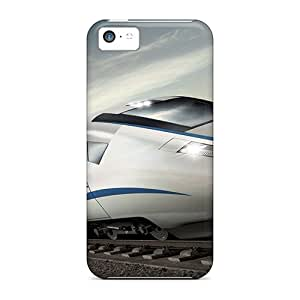 Fashionable Iphone 5c Case Cover For Amazing Train Protective Case