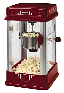 Oster FPSTPP7310WM-NP Professional Popcorn Maker : Used 1st time for 2015 Super Bowl. Made 2 batches & what a game!